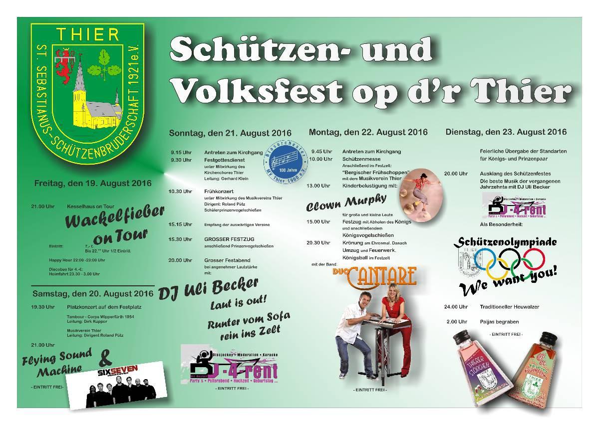 Festplakat 2016